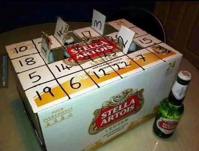 The best Christmas Advent Calendar