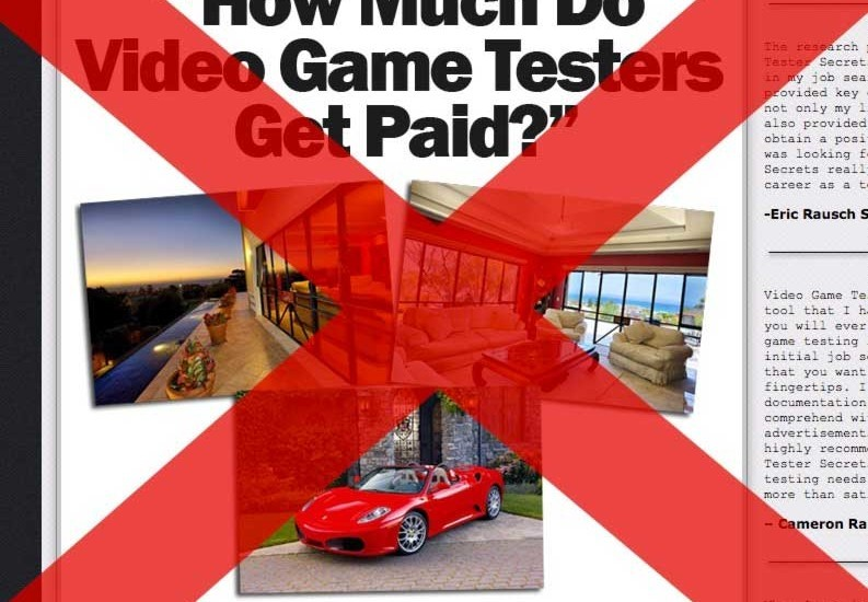 Game testing – are you really going to get paid to game?