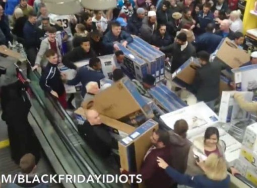 "Asda Bans Black Friday! Since 2014 arrests, fights & chaos! <p><strong><abbr title=""Advanced Responsive Video Embedder"">ARVE</abbr> Error:</strong> Wrapper ID could not be build, please report this bug.</p>"