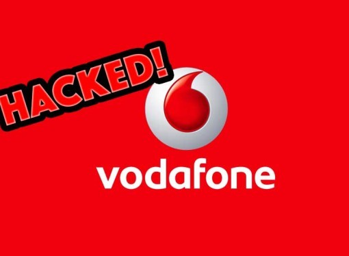 1,827 Vodafone customers hacked