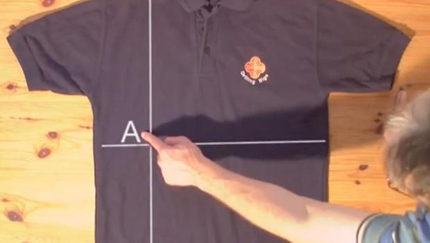 How to fold a t-shirt in 2 seconds (+ 4 other fast methods)