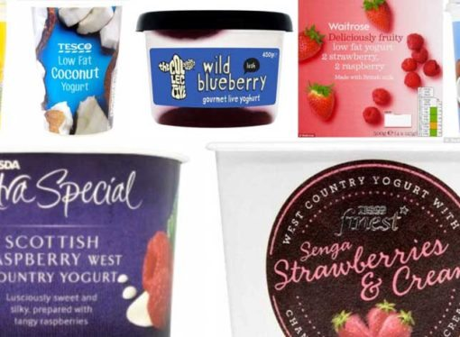 Tesco, Asda, the Co-op, Sainsbury's & Waitrose recall 23 brands of Yoghurt due to pieces of rubber