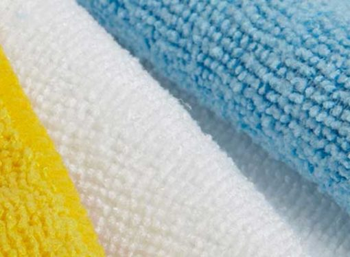 How to keep Microfibre cloths clean