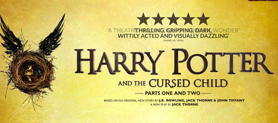 How to get Harry Potter and the cursed child part 1 + 2 tickets for £20 each (normally £100+)
