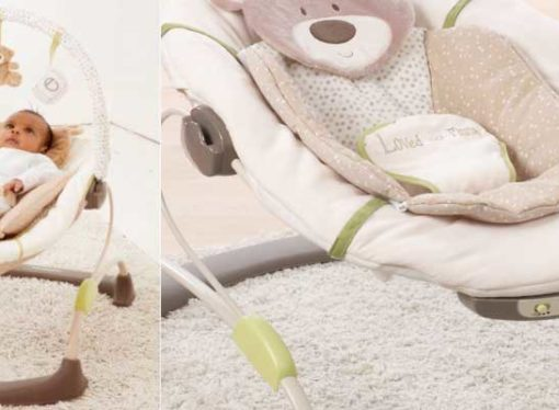 Mothercare Recalls 'Loved So Much' Bouncer due to safety concerns