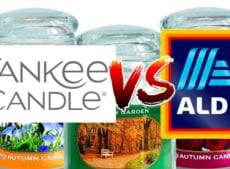 Aldi launches Yankee Candle Dupes!