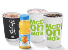 Confirmed: McDonalds announces free hot and cold drinks for NHS staff